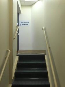 mri stairs