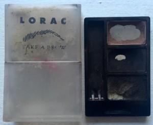 lorac brow